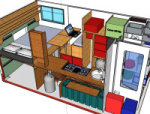 Details zum Wohnaufbau