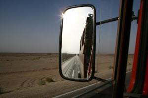 Zum Artikel: Ab durch dieWüste