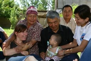 Zum Artikel: Einreise Kirgistan - Neues Land, neues Glück