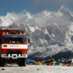 Zum Artikel: Tibet im Winter